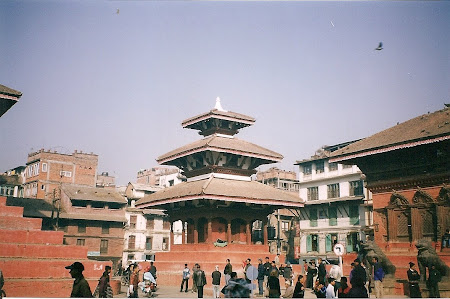 Sights of Nepal: Durbar Square