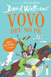 Vovô Deu no Pé, por David Walliams