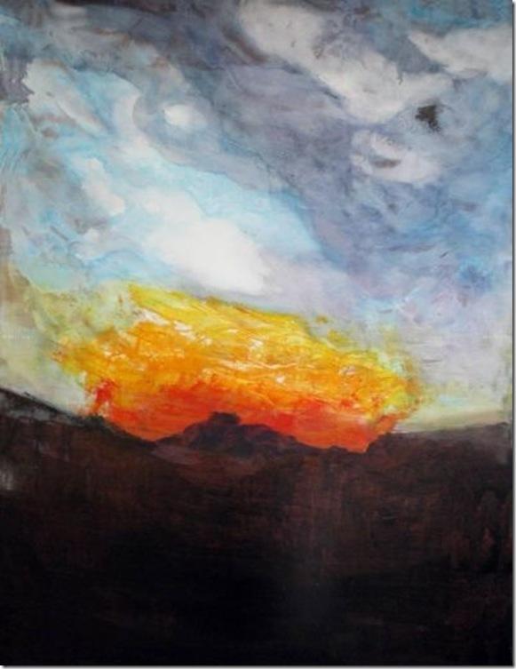 Serie nubes-Pasku