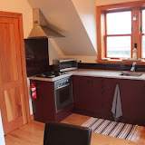 Private Kitchen at Hogwartz Coach House - Dunedin, New Zealand