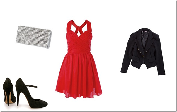 Outfit-abito-rosso