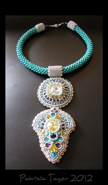 Peacock Necklace 02