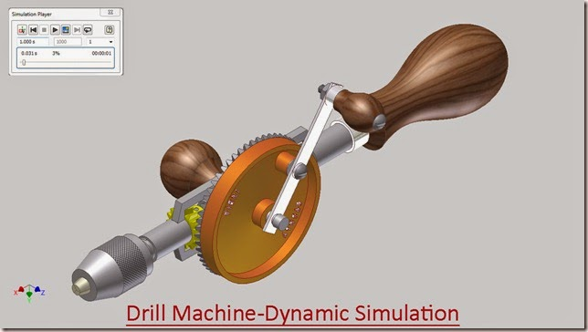 Drill Machine-Dynamic Simulation_2