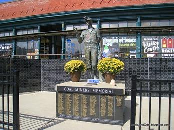 Coal Miner's Memorial