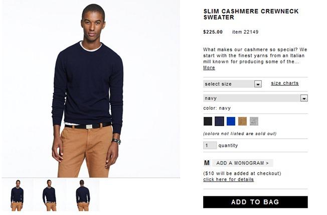 J Crew Sweater copy