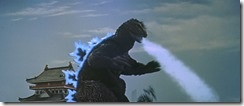 King Kong vs Godzilla Breathing Fire