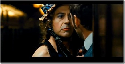 'Her' lock Holmes? :D