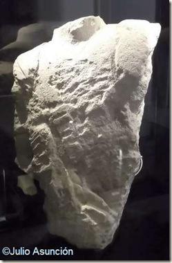 Torso de guerrero - Museo Íbero de Monforte del Cid