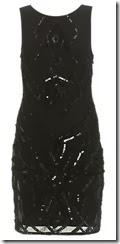 Ariela Sheri Sequin Shift Dress