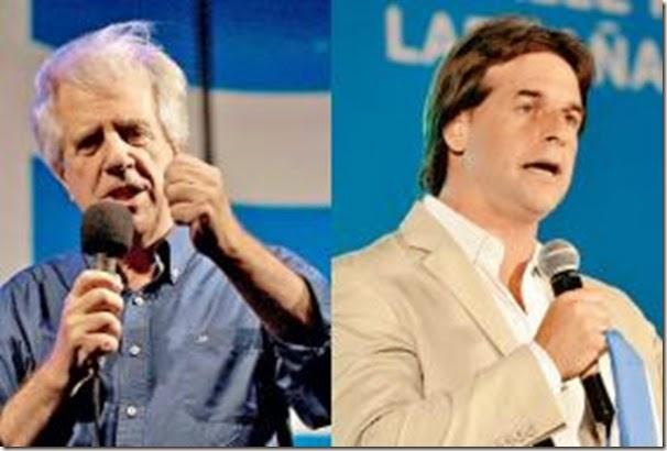 Elecciones presidenciales Uruguay 2014