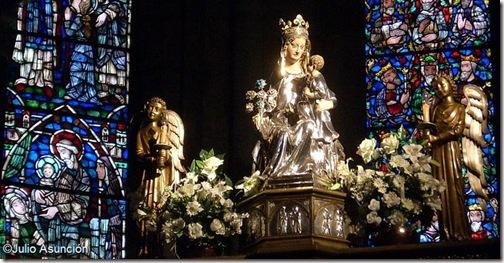 La Virgen de Roncesvalles