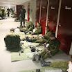Reservõppe lõpurivistus Kuperjanovi pataljonis 2011