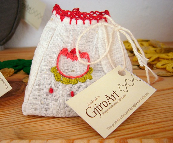 Bag for spices