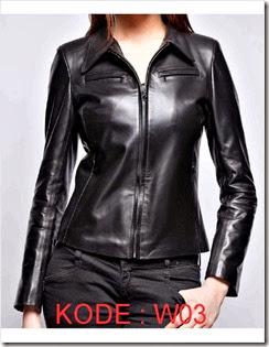 Jaket Kulit W03
