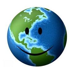 Une planète heureuse