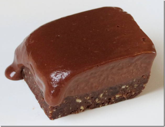 Healthy Eatmore Fudge Squares 7-10-13