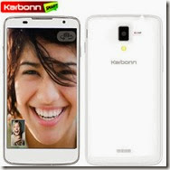 Amazon:Buy Karbonn Titanium S5 Plus Quad Core Mobile Phone at Rs.7690