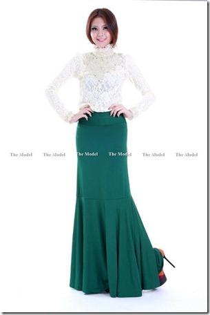 skirt700green