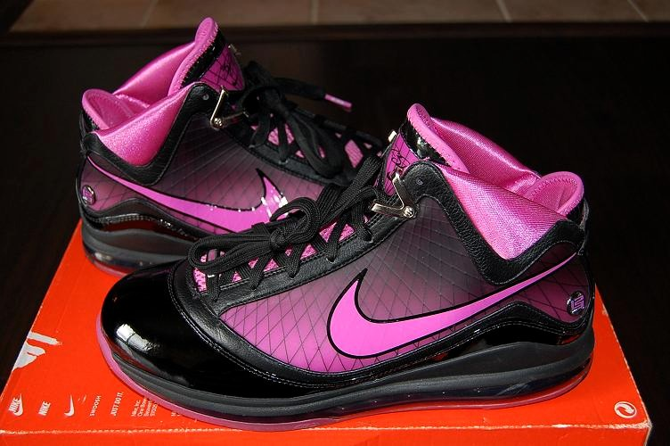 new product 23d03 434e6 box out breast cancer   NIKE LEBRON - LeBron James Shoes