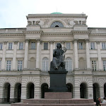 Estatua de Nicolás Copérnico