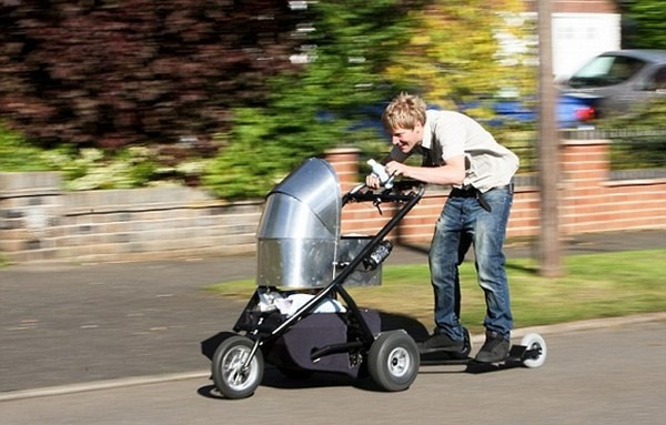 World-s-fastest-motorised-pram-1