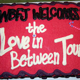 WBFJ Welcomes the Love In Between Tour - Pinedale Christian Church - Winston-Salem - 10-12-11