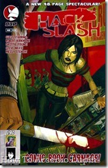 P00003 - Hack &amp; Slash - Especial #