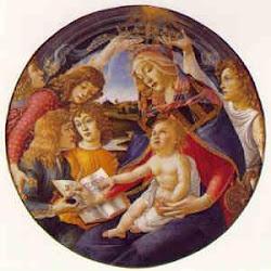 57 - Botticelli - Madonna del Magnificat