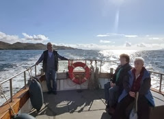 leaving Mallaig