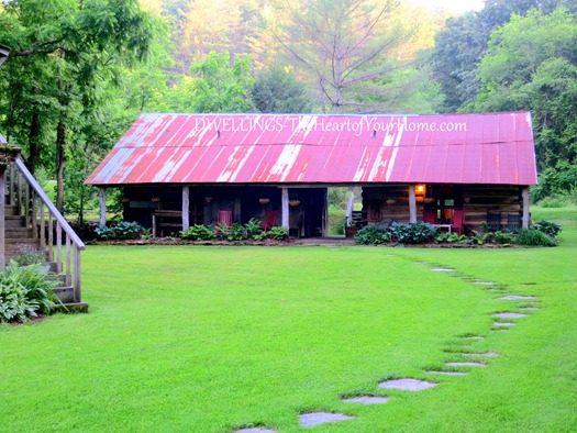 mast farm in cottage 3