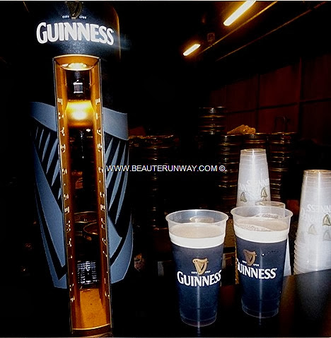 Guinness Arthur's Day The Fray 2013 concert Hold My Hand Wherever This Goes' double platinum, Grammy award nominated Billboard Hot 100 Pint glass Decades' Exhibition Heritage memorabila 144 year legacy artefacts Singapore