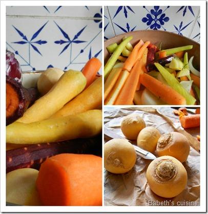 PicMonkey Collage légumes racines