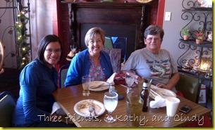 GRB, Kathy, Cindy