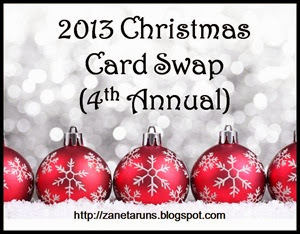 2013 Christmas Card Swap Logo