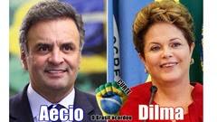 Aécio Vs Dilma