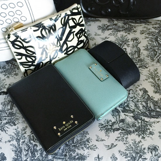 What's In My Bag Kate Spade