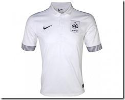 Francia segunda equipación