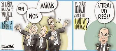 Monago corrupción