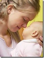 fotos de madres con sus bebes (1)