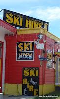Ski Verleih bei 40Grad- hahaha