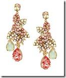 Bijoux Heart Ruse Earrings