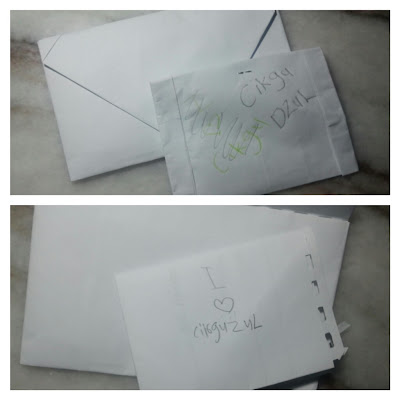 Surat 'Cinta'