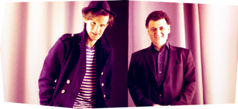 matt smith steven moffat