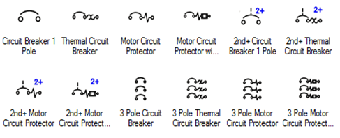 showing post media for three pole breaker symbol where are 2 pole components png 487x198 three pole breaker symbol