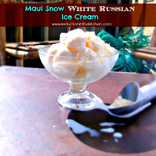 Maui Snow White Russian Ice Cream