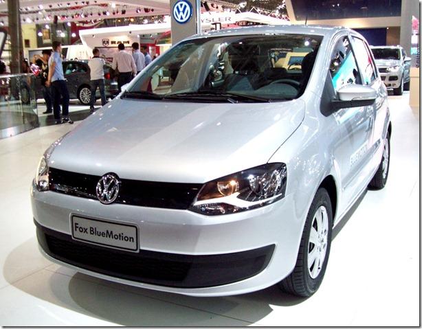 Volkswagen Fox BlueMotion 2013 (2)