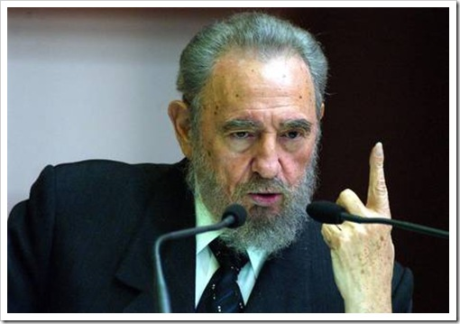 Onu- Castro a Obama, dice stupidaggini