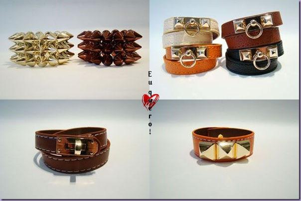 Pulseiras-Bracelete-Spikes-Studs-Inspired-Hermes