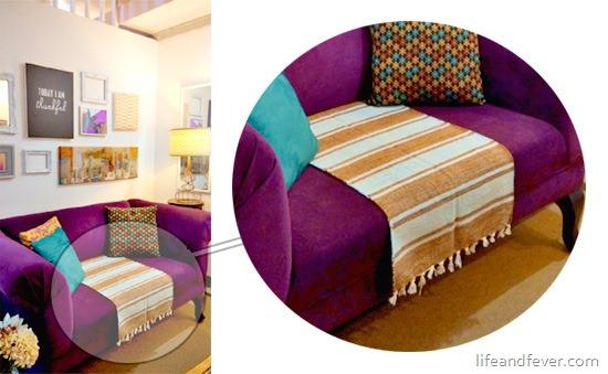 doormat couch DIY