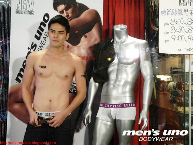 Asian Males - Men's Uno Bodywear  2012 new collection-12